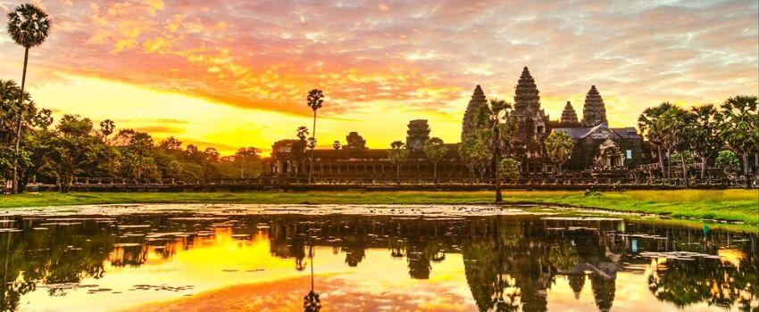 Cambodge - Circuit combiné Vietnam, Cambodge et Laos