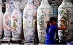Village de métier traditionnel de poterie de Bat Trang