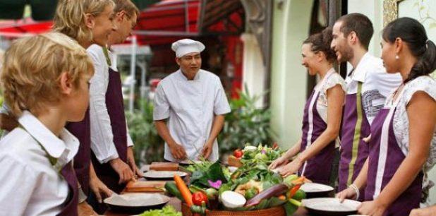 Circuit culinaire de l'agence de voyage locale Vietnam