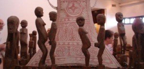 Musée d'ethnographie à Hanoi