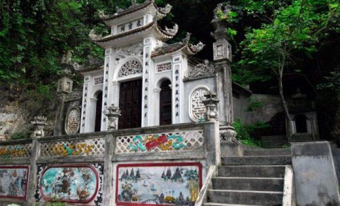 Pagode Dich Lông à Ninh Binh