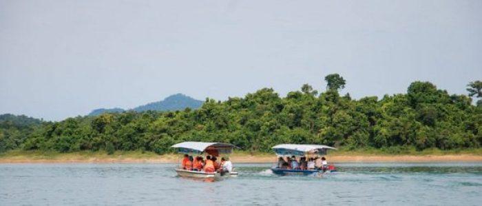 Parc national de Bên En Thanh Hoa