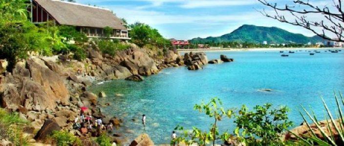 Plage Quy Nhon Vietnam