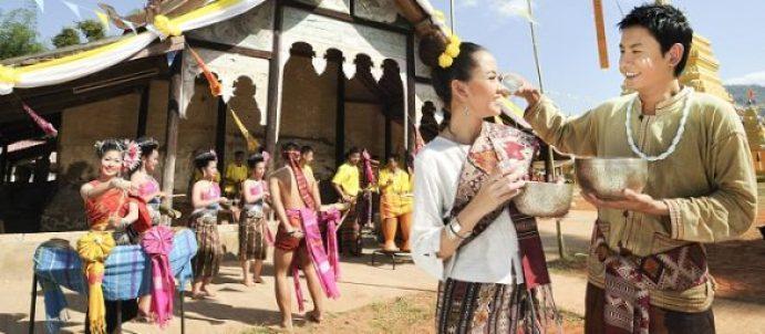 Fête Tham Bua des Thai à Nghe An