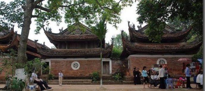 Pagode de Thay Phuong