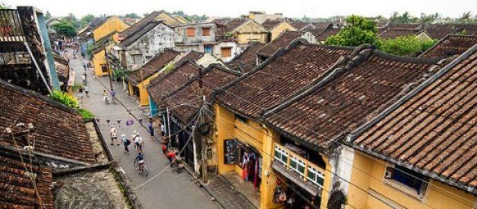 ville de Hôi An Vietnam