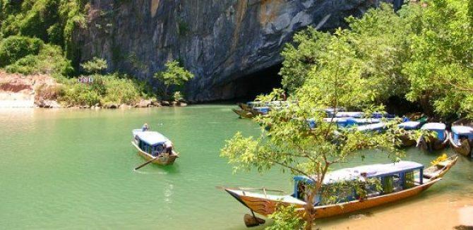 Quang Binh future centre touristique du Vietnam