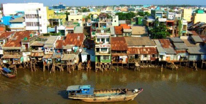 À la découverte du delta du Mékong Vietnam