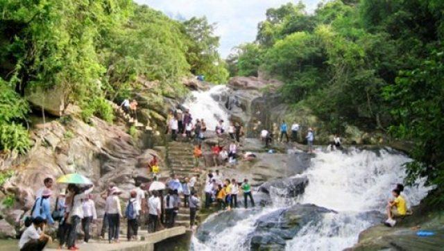 Le site touristique de Suôi Mo Bac Giang