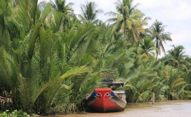 Developpement des produits touristiques au delta Mékong