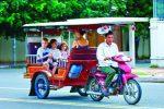 Aller de Saigon à Phnom Penh