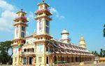 Visiter le temple Cao Dai
