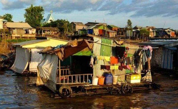 Circuit au delta du mekong