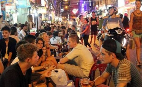 Découvrir le quartier routard de Saigon