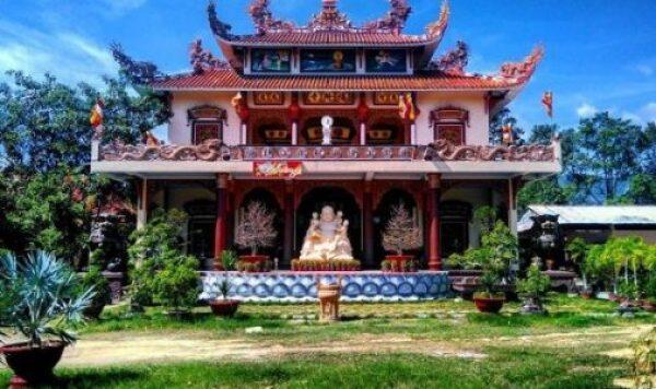La région de Chau Doc