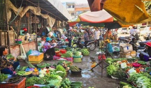 Découverte Battambang