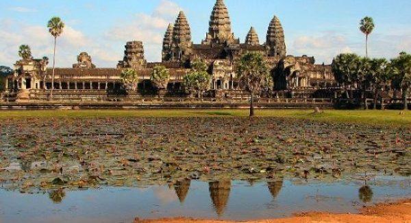 Voyage Angkor Vat