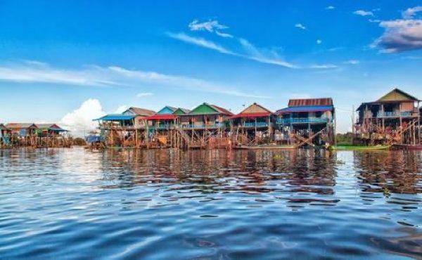 Voyage Tonlé Sap Cambodge