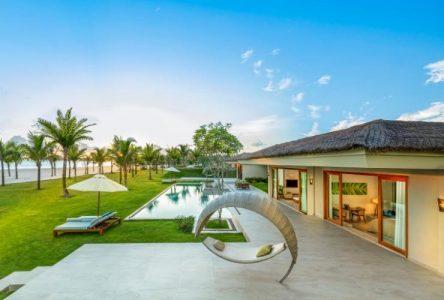 fusion resort à Phu Quoc Vietnam
