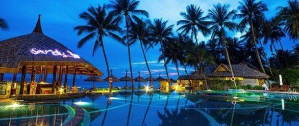 Hotel de luxe à Mui Ne