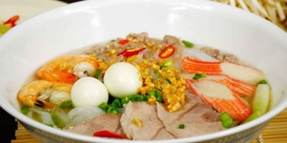 le hu tieu - plat à ne pas rater à Saigon