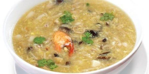 soupe aux crabes