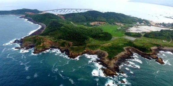 Ile de Co To l'une des plus belles iles à visiter au Vietnam