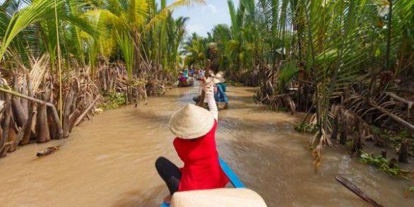 Visite Delta du Mékong 2 jours