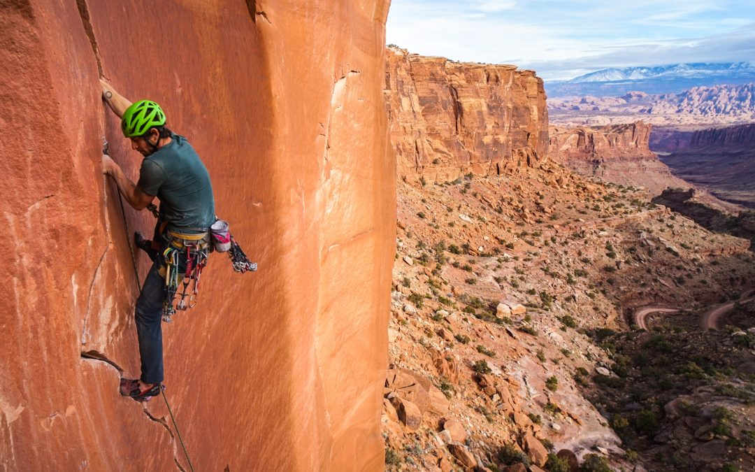How To Rock Climb In The Southwest