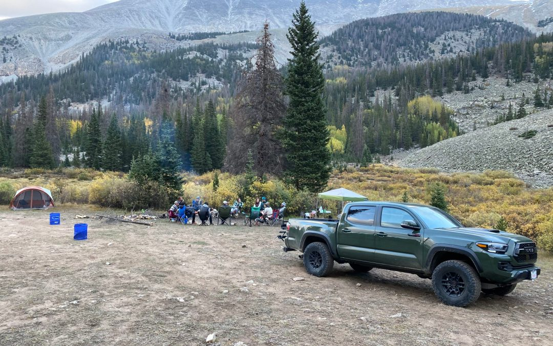 Dispersed Camping – What Is It?