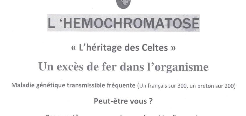 L'Hémochromastose