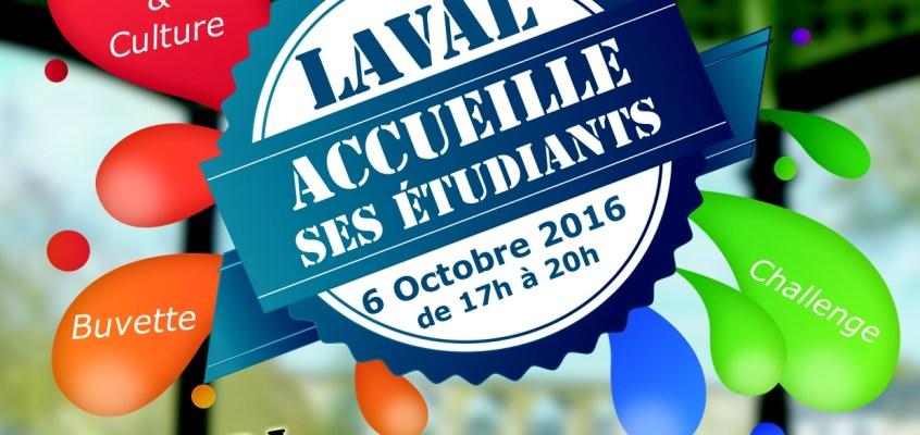 Laval accueille ses étudiants