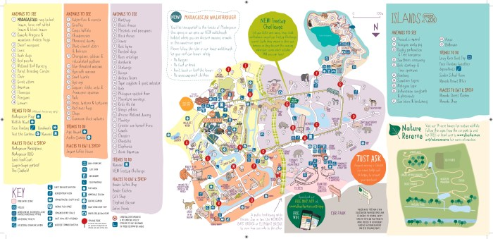 Chester Zoo Map Chester Zoo Map