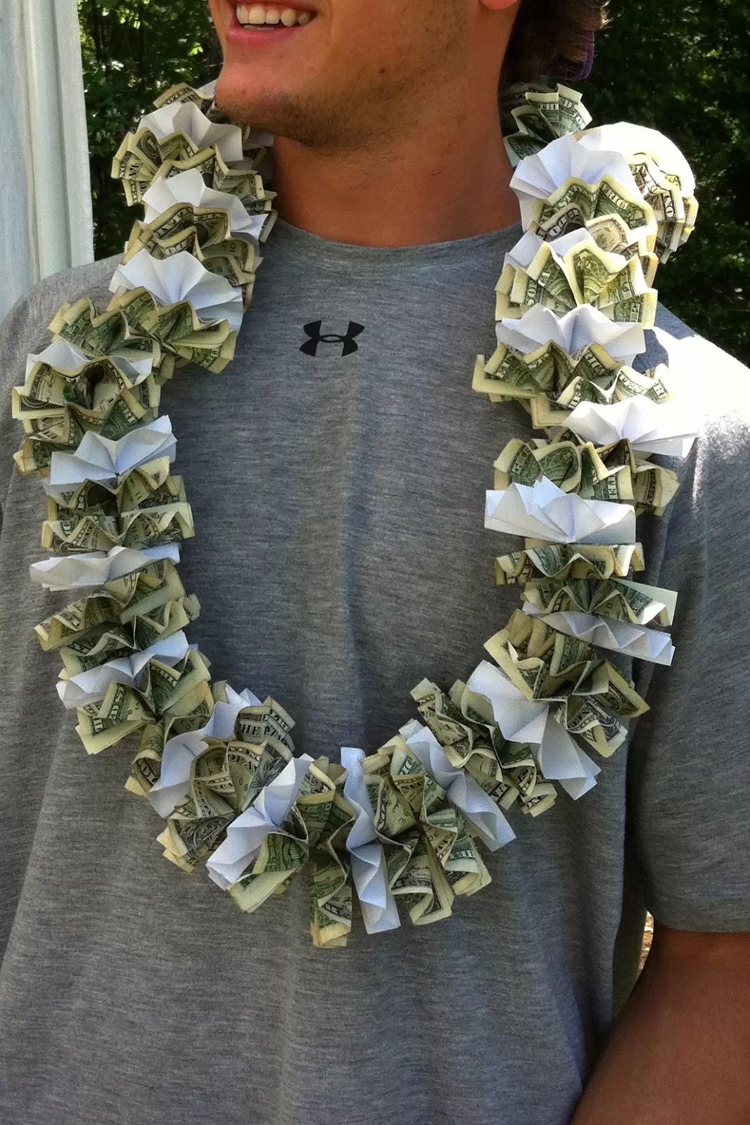 How To Make A Money Necklace : money, necklace, Creative, Money, Guide, Patterns