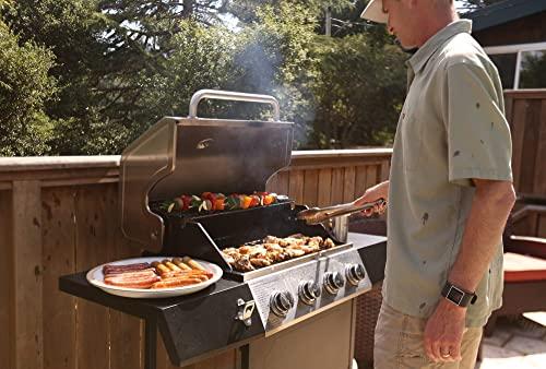 cuisinart cgg 7400 4 burner