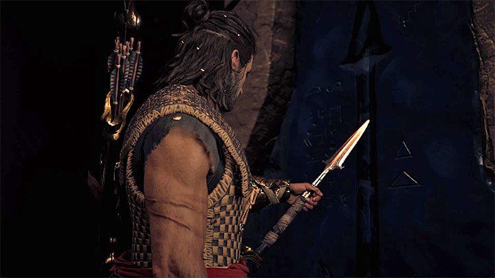 Копье Леонидаса начинается на уровне 1, и он не повышается вместе с вашим персонажем - Как обновить Копье Леонидаса в Assassins Creed Odyssey? - FAQ - Руководство по Одиссею