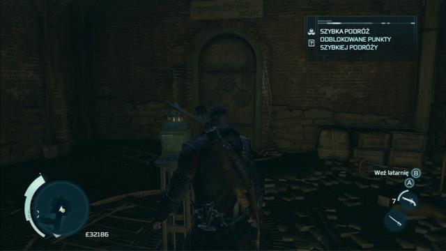 Boston  Underground  Assassins Creed III Game Guide