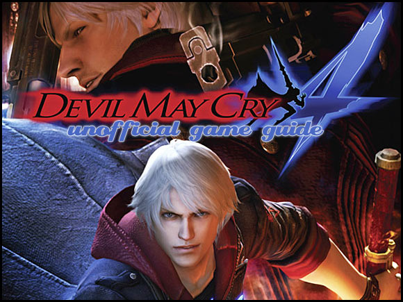 devil may cry 4 game guide