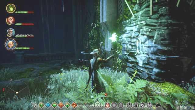 Runes In The Lost Temple Dragon Age Inquisition Game