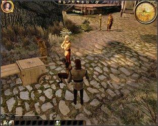 World Atlas Maps Main areas Origin 3: City elf Dragon Age: Origins Game Guide gamepressure com