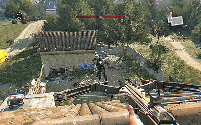 Bolters Dying Light