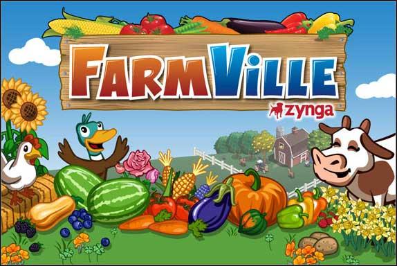 Facebook Farmville Play Game Zynga