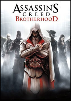 Znalezione obrazy dla zapytania assassin's creed brotherhood book