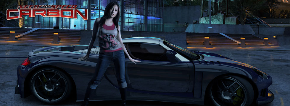 Cars Wallpaper Infront Of Skyline Boss Wolf Career Need For Speed Carbon Game Guide