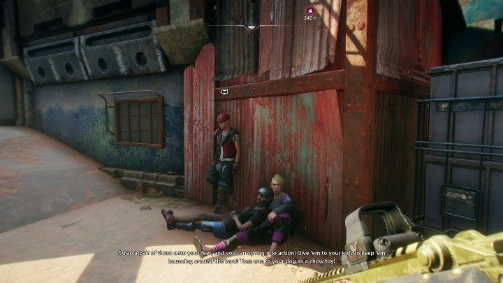 Map Exploration in The Rage 2 - Rage 2 Guide   gamepressure.com