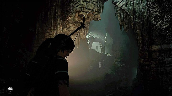 Проплывайте по затопленному коридору, чтобы добраться до большой пещеры. Как получить дробовик в Shadow of the Tomb Raider Game?  - FAQ - Тень игры с гробницей