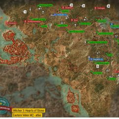 Heart Diagram Inside Renault Scenic Wiring Eastern Velen M2 - Important Characters, Locations And Secrets The Witcher 3: Wild Hunt Game ...