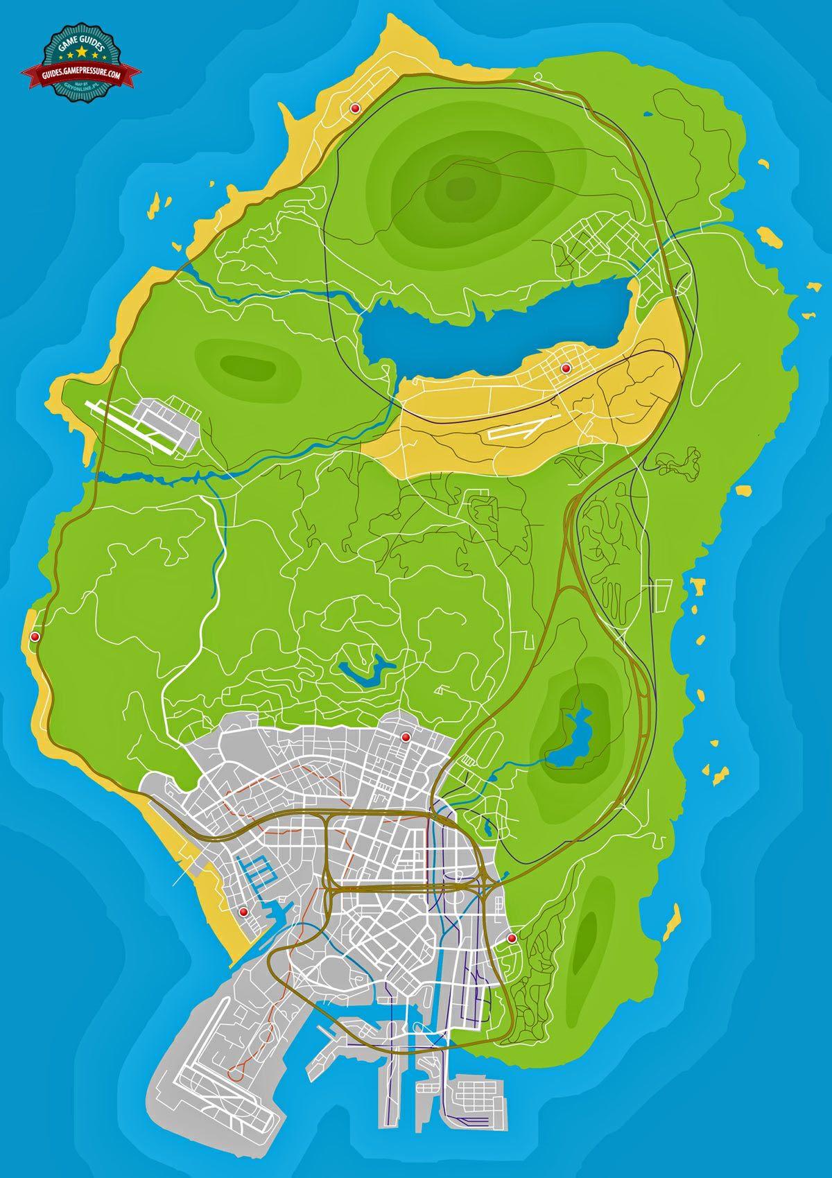 Tattoo Parlors Grand Theft Auto V Game Guide Gamepressurecom