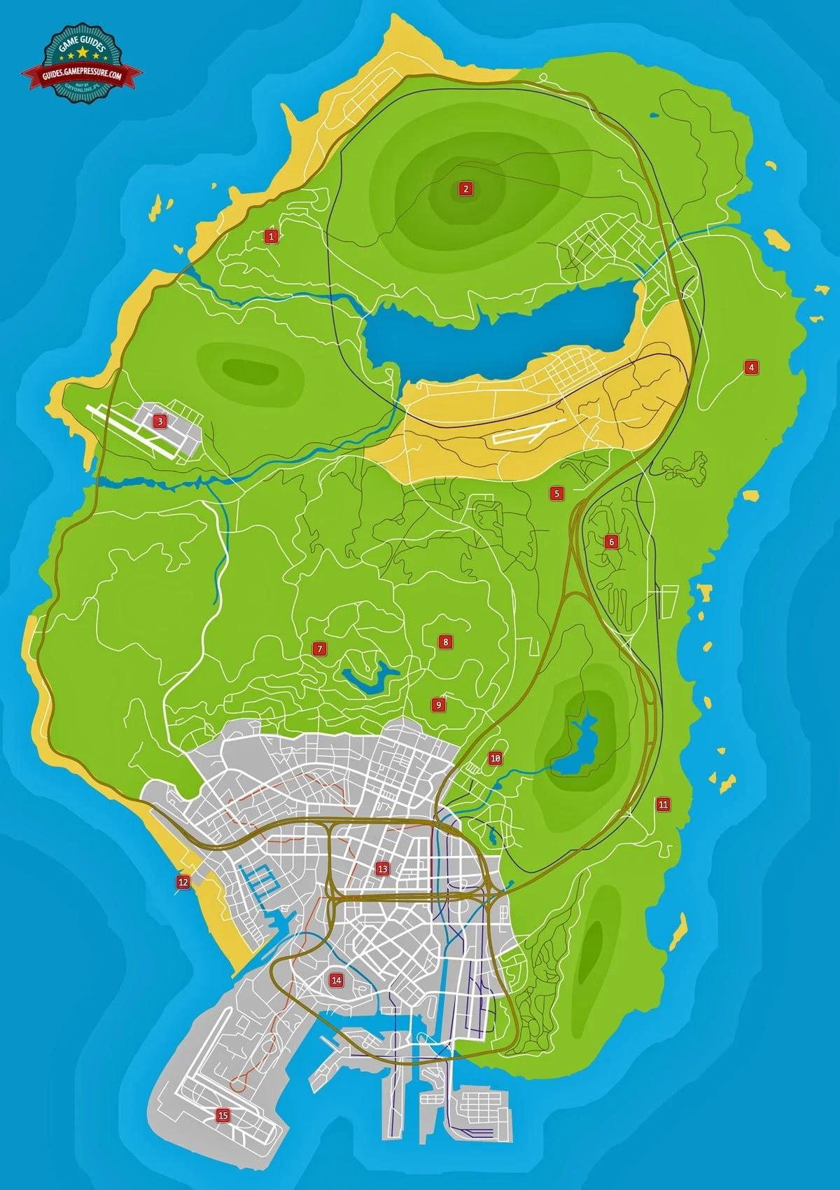 Sandy Shores Map : sandy, shores, Sandy, Shores, World, Atlas