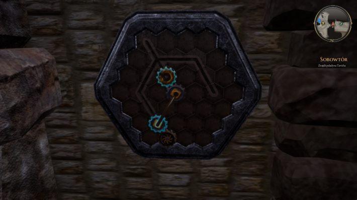 В этом квесте также есть только одна головоломка - Gears    Головоломки в The Bards Tale 4 - Пазлы - The Bards Tale 4 Game Guide